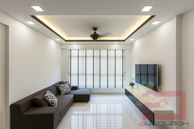 4 room bto simple home reno t blog chat hdb bto for Hdb minimalist interior design