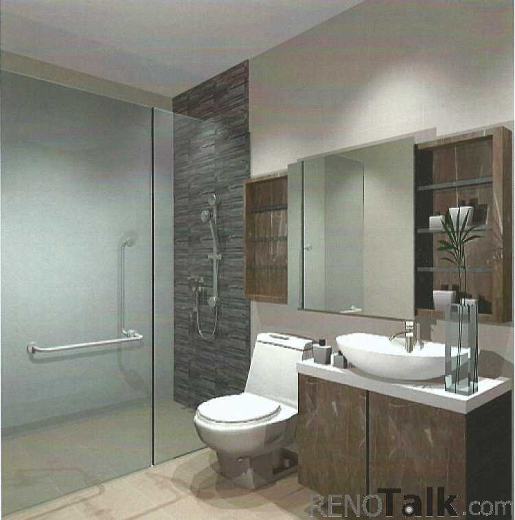 A poor man 39 s budget home reno t blog chat hdb bto for 3d bathroom drawing