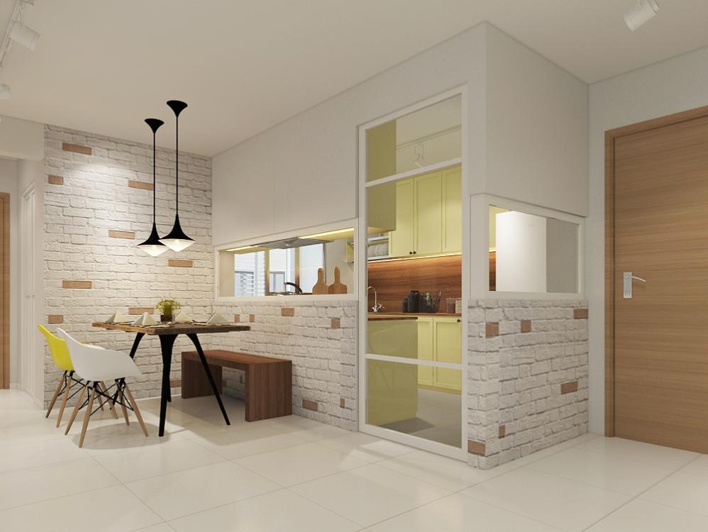 Cozy ideas interior design pte renovation contractors for 4 room bto design ideas