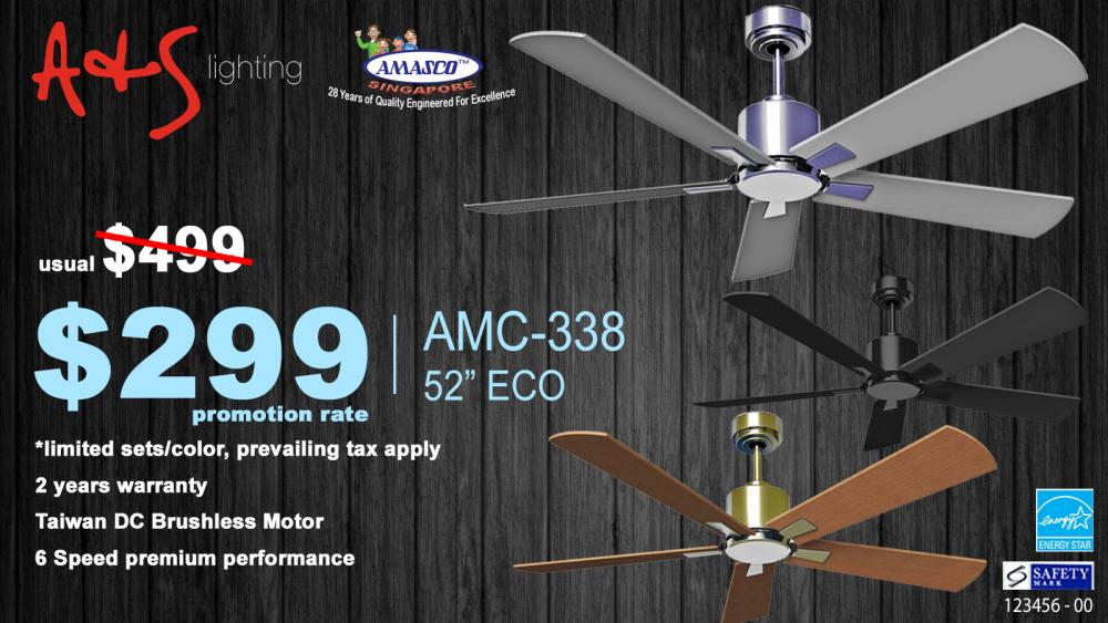 For A Taiwanese Dc Motor Ceiling Fan This Is The Best In Singapore