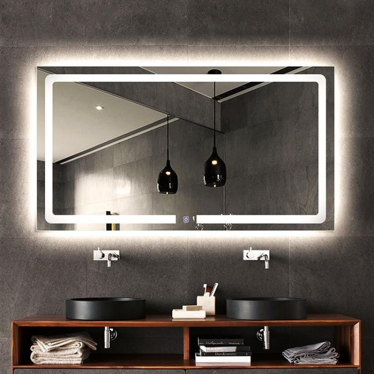 halifax bright square backlit mirrors ideas mirror glas lamp small furniture but design quality bathroom rectangle lighting best incredible with led uk side lighted