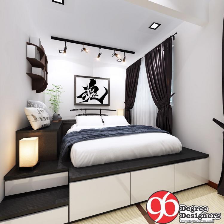 My Modern Zen 2-Room 35sqm (Type 1) HDB BTO Apartment