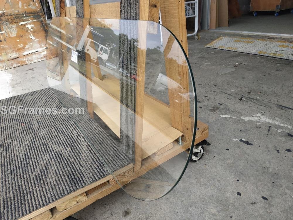 SGFrames.com Two Side Semi Circle  Shaped Table Top Glass Tempered 003.jpg
