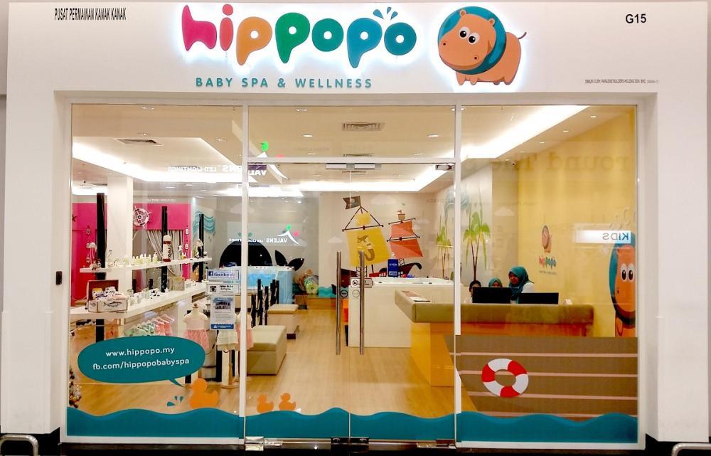 kava-decor-hippopobabyspa-storefront-commercial-interior-designer-johor-bahru