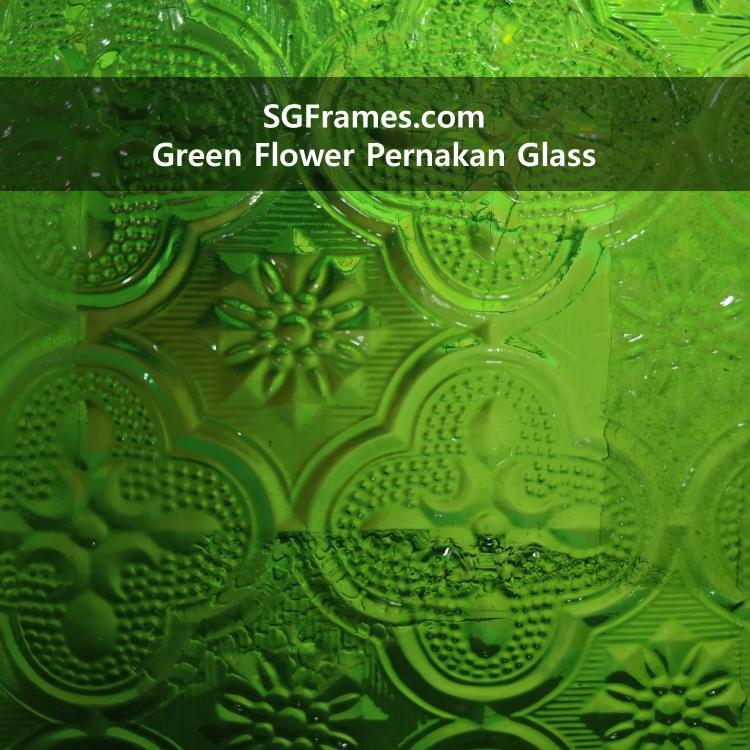 SGFrames.com Green Floral Pernakan glass.jpg