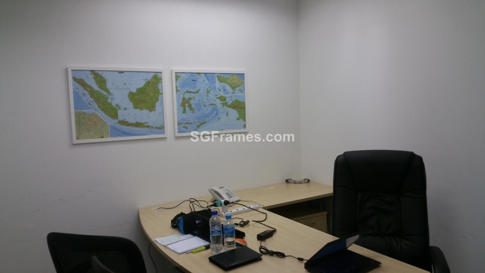 SGFrames.com Map Framing Office Cabin Decor 001.jpg
