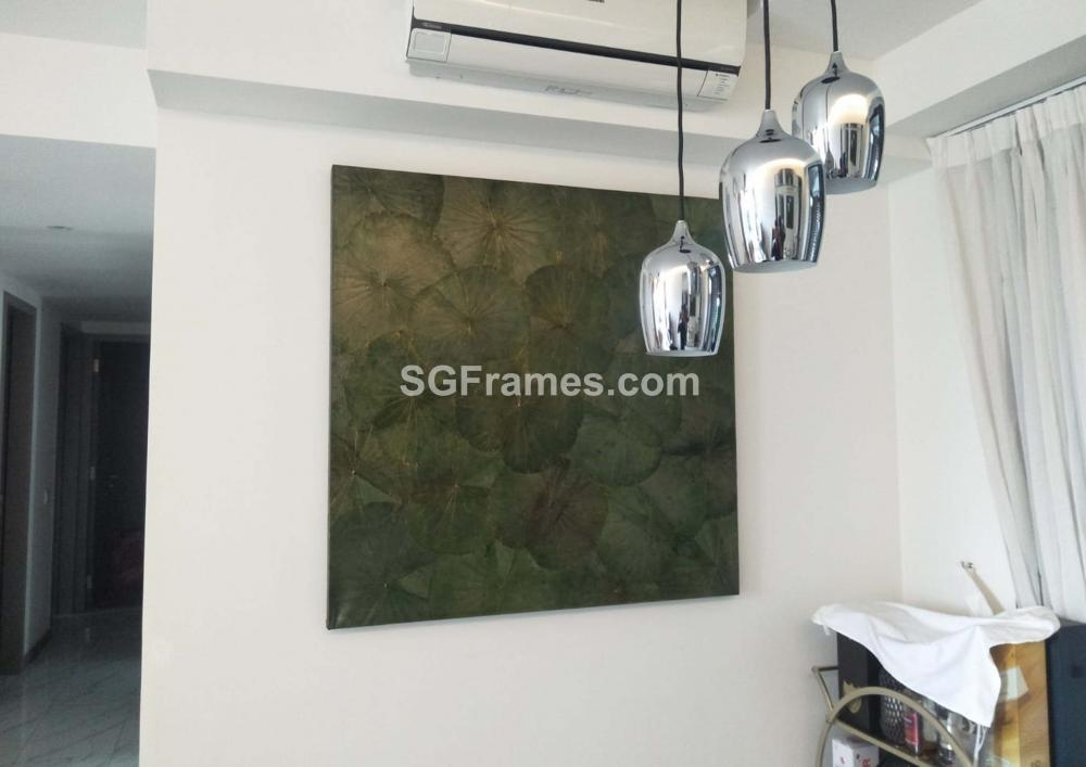 SGFrames.com Canvas Stretching and framing of Oil painting 010720d.jpg