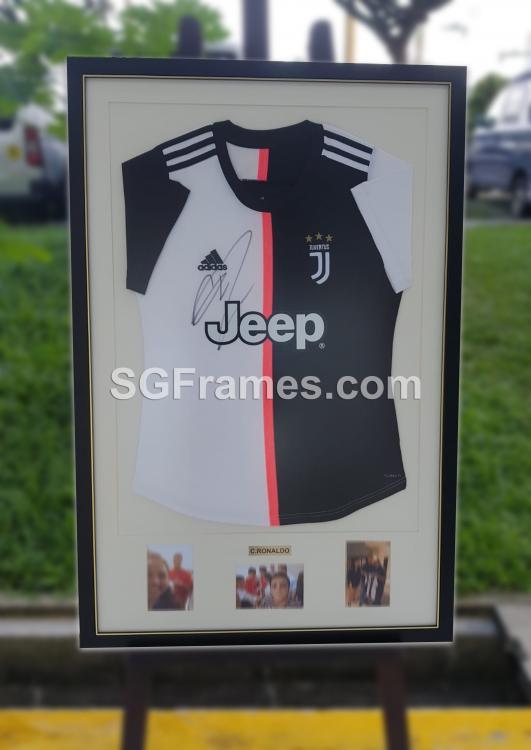 SGFrames.com Jersey Framing Autographed Sports Tshirt 150720a.jpg