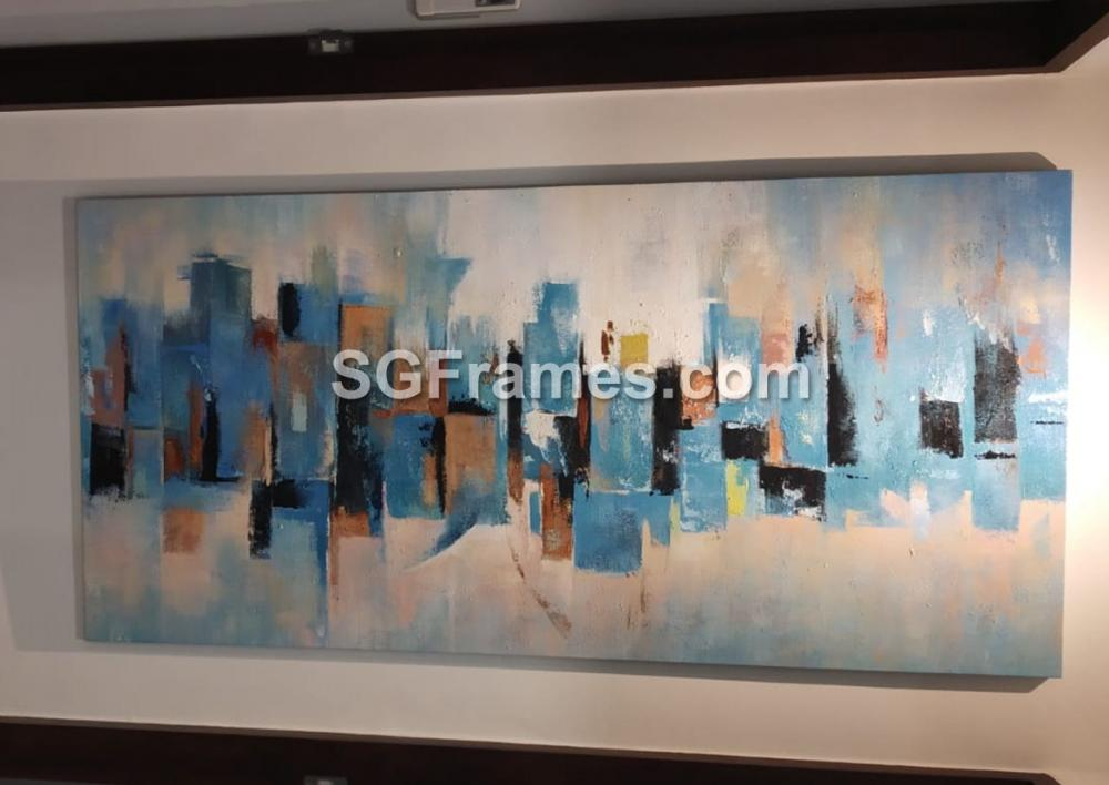 SGFrames.com Canvas Stretching and framing of Oil painting 130720f.jpg