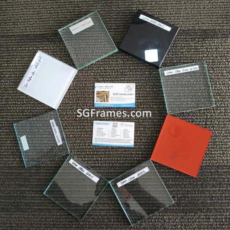 SGFrames.com Glass Types Clear, Tempered, Grey, Shell, Frosted, White Painted.jpg