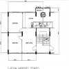Expanded Floor Plan for 3 room