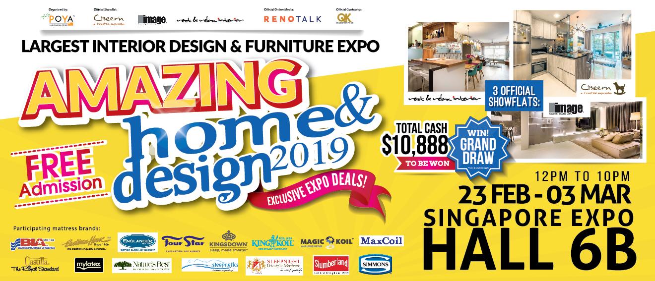 Largest Interior Design & Furniture Expo