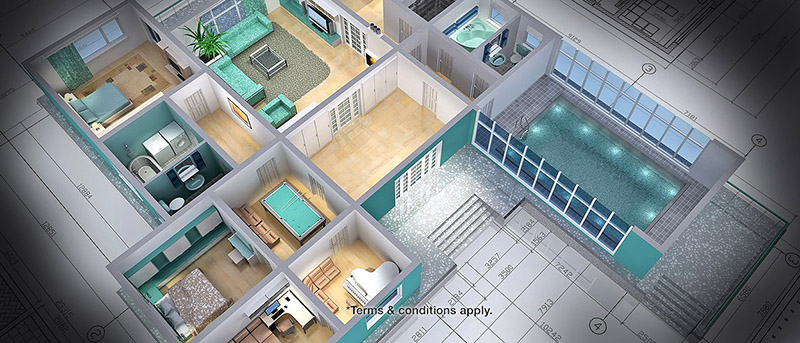 renovation packages-interior