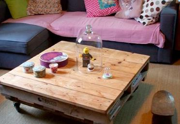 image for Custom Vintage Furniture With Old Pallets