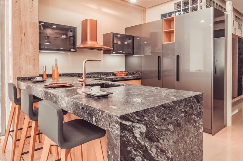 image for Kitchen Countertop : At The Heart Of Your Home