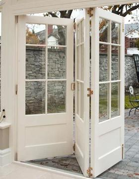 image for 6 Types of Doors for the Home and Office