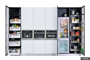 image for Amazing Kitchen and Storage Solutions at Alustil!