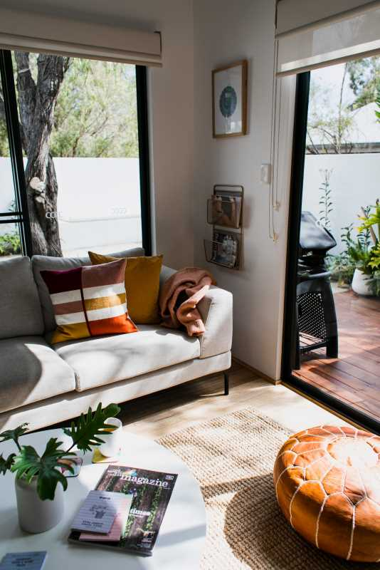 A modern small apartment