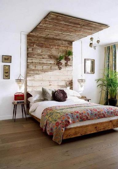 image for How to Create a Beautifully Cosy Home with 5 Simple Boho Chic Decorating Tips