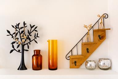 image for The Cheat Sheet to Stylish Shelf Display (6 Easy Tips!)