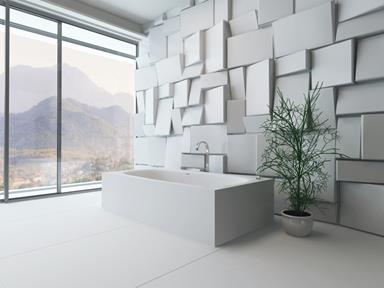 image for 5 Ideas For A Livelier Bathroom