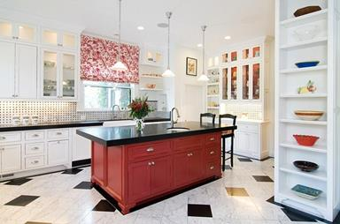 image for 4 Ways To Create A Chic White Kitchen