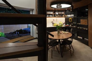 image for This Steel Container Got Converted Into A Loft And It Is Brilliant Beyond Believe
