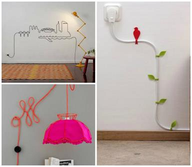 image for 4 Simple but Creative Ways to Organise Your Wires