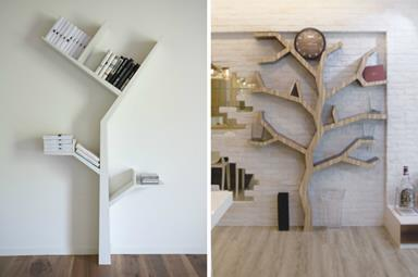 image for 5 Fun Home Decoration Ideas for the Book Lover