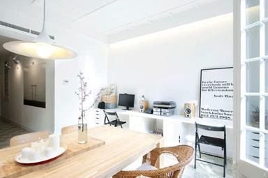 image for This 75sqm Flat Proves You Don't Need A Lot Of Space To Create A Chic Home
