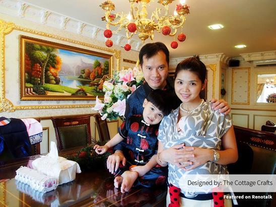 image for Singaporean couple renovates their HDB home into a European Museum