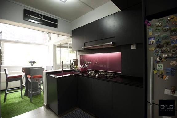 image for Kitchen Design Inspiration - Making Small Kitchens Bigger