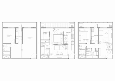 image for Loft-Inspired Living In A Small Space.
