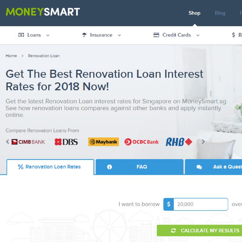 renovation loan