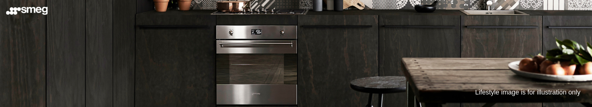 Smeg Mid Year Sale: Classic Aesthetic Cooking Package: $1999 (U.P. $3,840)